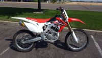 $5,299, 2015 Honda CRF250R Competition