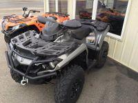 2015 Can-Am Outlander MAX XT 650 Utility ATVs Butte, MT