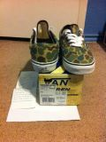Vans shoes brand new in box with receipts.