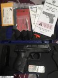 For Sale/Trade: S&W M&P 40c w/Crimson Trace laser grip LNIB