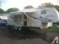 $16,900 2008 Jayck 27.5 Rks Fifth Wheel Camper