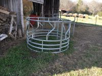 Hay Ring / cattle goats sheep