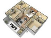 Welcome to Cambridge Apartments. $740/mo