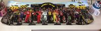 NASCAR class of 2007 Anniversary Edition Goodyear poster