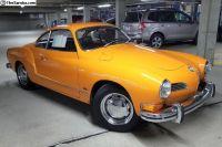 1972 Karmann Ghia No Reserve On Ebay!!
