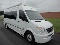 2011 Mercedes-Benz Sprinter Cargo Vans AIRSTREAM INTERSTATE