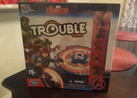 Avengers Trouble game