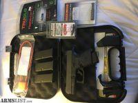 For Sale/Trade: Glock 26 Gen4 (w/ upgrades)