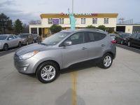 2013 Hyundai Tucson 4d SUV FWD GLS
