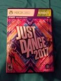 just dance 2017 *Xbox 360*