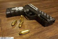 For Sale: Custom Punisher Taurus 24/7 G2 .45ACP