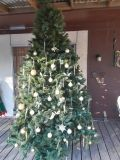 10 foot artificial Christmas tree over 700 retail no holds cross-posted excellent