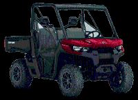 2018 Can-Am Defender DPS HD8 Side x Side Utility Vehicles Olive Branch, MS
