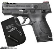 For Sale: Smith and Wesson M&P9 Shield Everyday Carry Kit