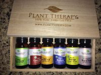 New - sealed - plant therapy organic oils