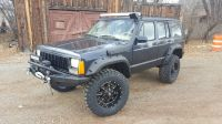 Built Jeep Cherokee XJ 4x4--Sale/Trade