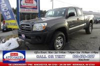 2010 Toyota Tacoma Base 4x4 4dr Access Cab 6.1 ft SB 5M