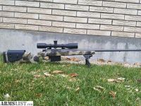 For Sale: .338 Edge Remington 700