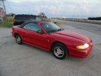 1998 Ford Mustang 2dr Convertible