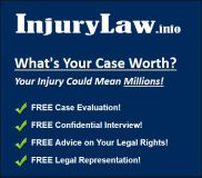 Have You Been Hurt Your Injury Could Mean MILLIONS