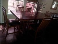 $850, dining table