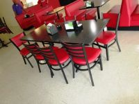 Restaurant Chairs and Tables Set RTR#7073018-14