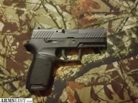 For Sale/Trade: Sig P320 Compact 9mm