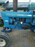 1975 Ford 7600 Tractor for sale in Baltic, Ohio.