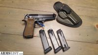 For Sale: Beretta M9