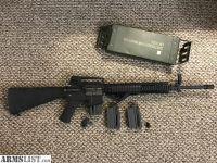 For Sale/Trade: Colt m16 spr 22lr