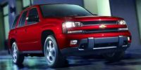 2006 Chevrolet Trailblazer LS (White)