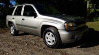 Used 2003 Chevrolet TrailBlazer 4dr 4WD LT, 225,831 miles