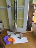 Shark steam mop and attachments