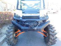 $16,999, 2015 Polaris Ranger XP 900 EPS White Lightning