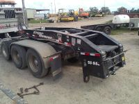 2012 Eager Beaver Trailers 55 GSL-3