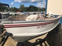 $3,499, 2005 Smoker Craft Voyager 14
