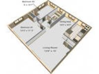 Browncroft Apartments - Two BR