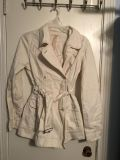 Free People trench coat size 6