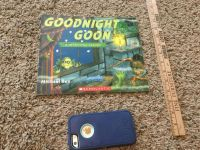 Goodnight Goon soft cover book, $1.00