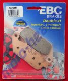 Sell HONDA EBC FA142HH Rear Brake Pads CBR250R (non abs) CB-1(CB400F) NT650 HAWK GT motorcycle in Sugar Grove, Pennsylvania, United States, for US $34.99