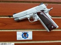 For Sale: KIMBER STAINLESS PRO CARRY II 45acp