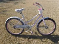 Young Ladies 24'' Huffy Cruiser by Christopher Metcalfe Creations