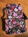 Vera Bradley Laptop Bag ( Xposted, This will go to a garage sale on Sat. )