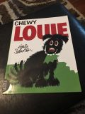 Chewy Louie paperback book $1