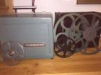 Bell & Howell 16mm Specialist Movie Filmosound Projector