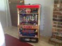 AUTHENTIC REGULATION SIZE SLOT MACHINE Authentic regulation size