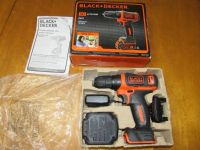 Black And Decker 12v Lithium Drill