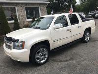 $20,990, White 2010 Chevrolet Avalanche $20,990.00   Call: (888) 282-0047