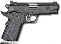 For Sale: SPRINGFIELD ARMORY RANGE OFFICER ELITE CHAMPION 45 ACP