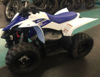 2017 Yamaha RAPTOR 50 YFZ50 Kids ATVs Hobart, IN